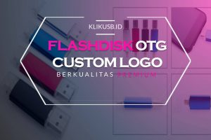 Flashdisk Custom Murah OTG