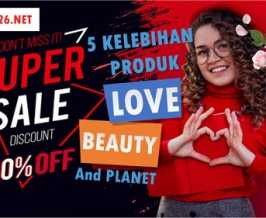 love beauty and planet review indonesia